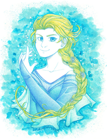 The Snow Queen by ColorMyMemory