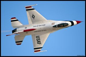 Nellis Thunderbirds 5 by AirshowDave