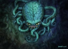 Tentacles by jantiff