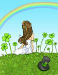 Saint Patrick's day by aurangelica