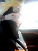 Naruto in the car by somecanadiangirl