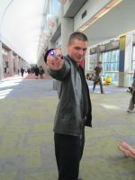 Fanime'12: 9th Doctor by theEmperorofShadows