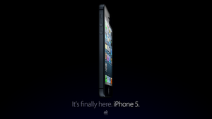 It's Finally Here. iPhone 5. by theIntensePlayer