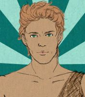 CELEBRATORY FINNICK DRAWING by finnodair