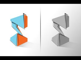 My New Logo (Concept) by SALAM-SOL