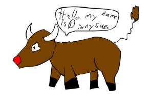Dionysus Is Turned Into An Ox