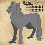 Anizions| Adopt a Bello Today! by ExoticDreamer