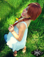 Frozen Closet Cosplay: Spring in Arendelle by Letting-It-Go