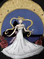 Moon Princess: Sailor Moon by bsdancer31