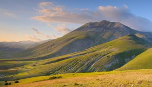Golden Slopes by jimitux