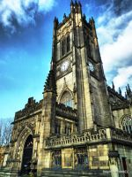 Manchester Cathedral 02 by TEF2one
