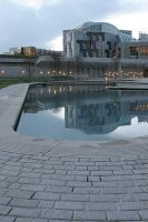Scottish Parliament by slowriot