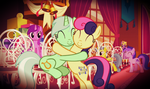Gay Marriage is now Legal! (In Equestria!) by Cuddlepug