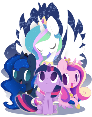 You'll Play Your Part by PegaSisters82