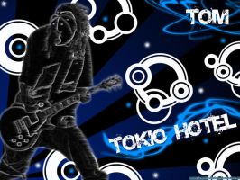 Tom Kaulitz Wallpaper by ForgottenShadow7