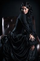Victorian Mourner by Vinobia