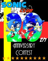 SC - 20th Anniversary Contest by VioletChiko