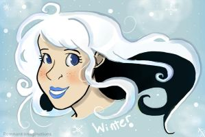 The Winter by remnant-imaginations