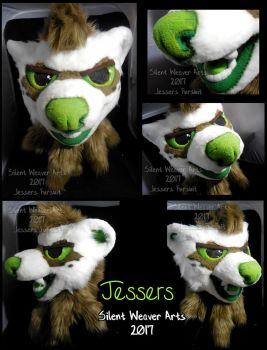 Jessers .:Commission:. by MortaleRedWolf