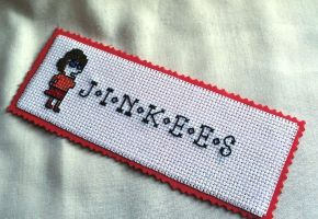 Velma JINKEES Bookmark by agorby00