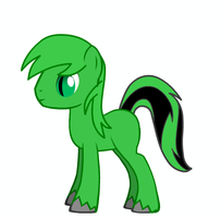 Prince as a Pony (Vik's Request) by Spirit-ual