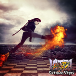 C. Viper - Burning Kick - Ultra Street Fighter IV by GiuseppeGamberaPh