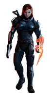 Jane Shepard Base by suicidebyinsecticide