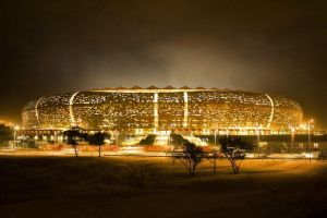 Soccer City by H6RM