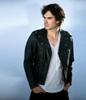 damon salvatore 4 toomuchmusic by Pajohn
