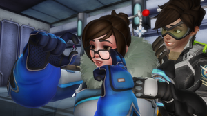 [MMD] A-Mei-zing science by SilverStranger