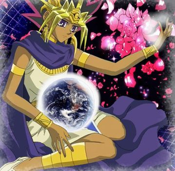 Atem, the protector of humanity by pandora995
