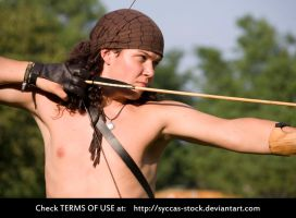 Male Archer 2 by syccas-stock