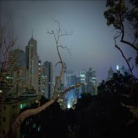 ghostly Hong Kong II by photoport