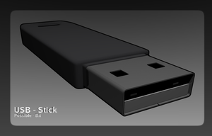 USB - Stick by PossibleBit