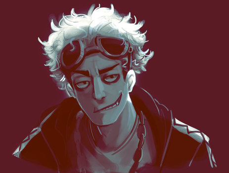 Another Guzma by UrixSummers