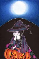 Witches Moon by Regs