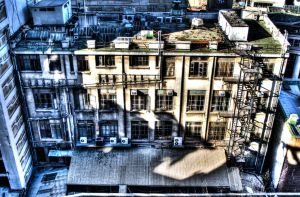 Valparaiso - Chile - HDR by ssabbath