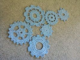 Gears and Cogs by Mina-L