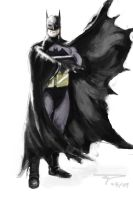 Batman by Moonseed