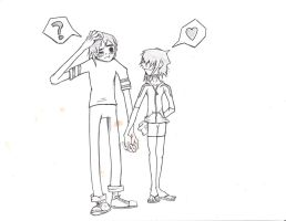 2DxNoodle: hand in hand by guitartist03