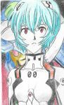 Rei Ayanami by CDQ2691