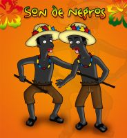 Son de Negros by orl-graphics