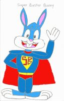 Super Buster Bunny by TheStarsBeyondtheSky