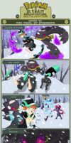 PBF Trial of Strength by shadowtoon