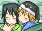 :NRT: Let's take a nap by sasuke-lovers-club