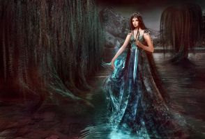 Lady of The Lake by Jennyeight