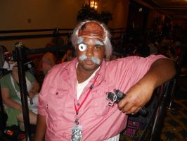 mechacon 2012: uncle ruckus by DeathRage22
