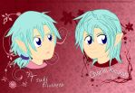 Color Ref :: Taisho Twins by TaishoBee