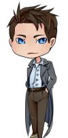 Captain Jack Harkness by elefluff