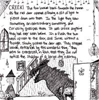 The House on Cemetery Hill~By KC Green-Pg13 by KellyCurly